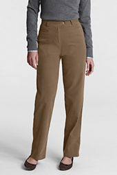 Women's Traditional Fit 21-wale Corduroy 7-Day Trousers