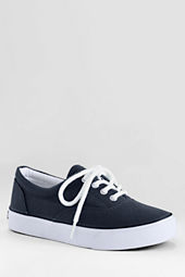 Boys' Canvas Oxford Shoes