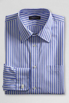 Varsity Broadcloth Straight Collar Pinpoint Dress Shirt