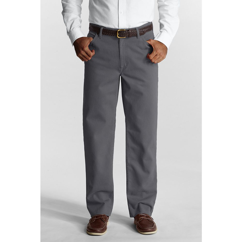Lands' End Men's Relaxed Fit Jeans at Sears.com