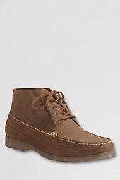 Men's Five-eye Chukka Boot