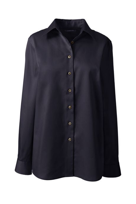 Women's Petite Performace Twill Shirt