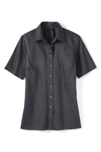 Women's Performance Twill Shirt from Lands' End