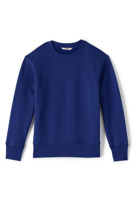 School Uniform Boys Crew Sweatshirt