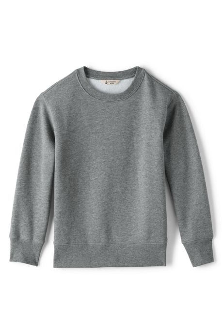 Toddler Boys Crew Sweatshirt