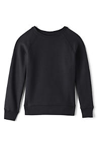 Girls Black Sweatshirts & Hoodies from Lands' End