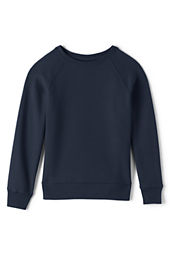 Girls' Crew Sweatshirt