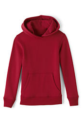 Girls' Hooded Pullover Sweatshirt