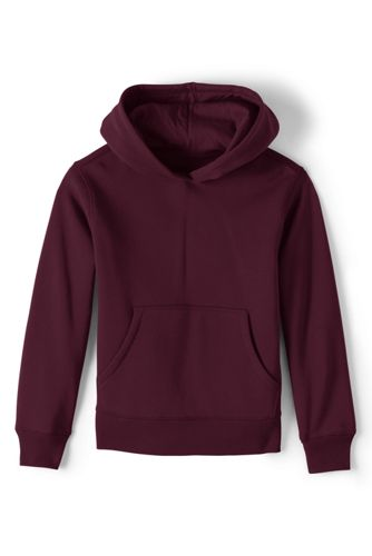 Boys Hoodie Pullover Sweatshirt from Lands' End