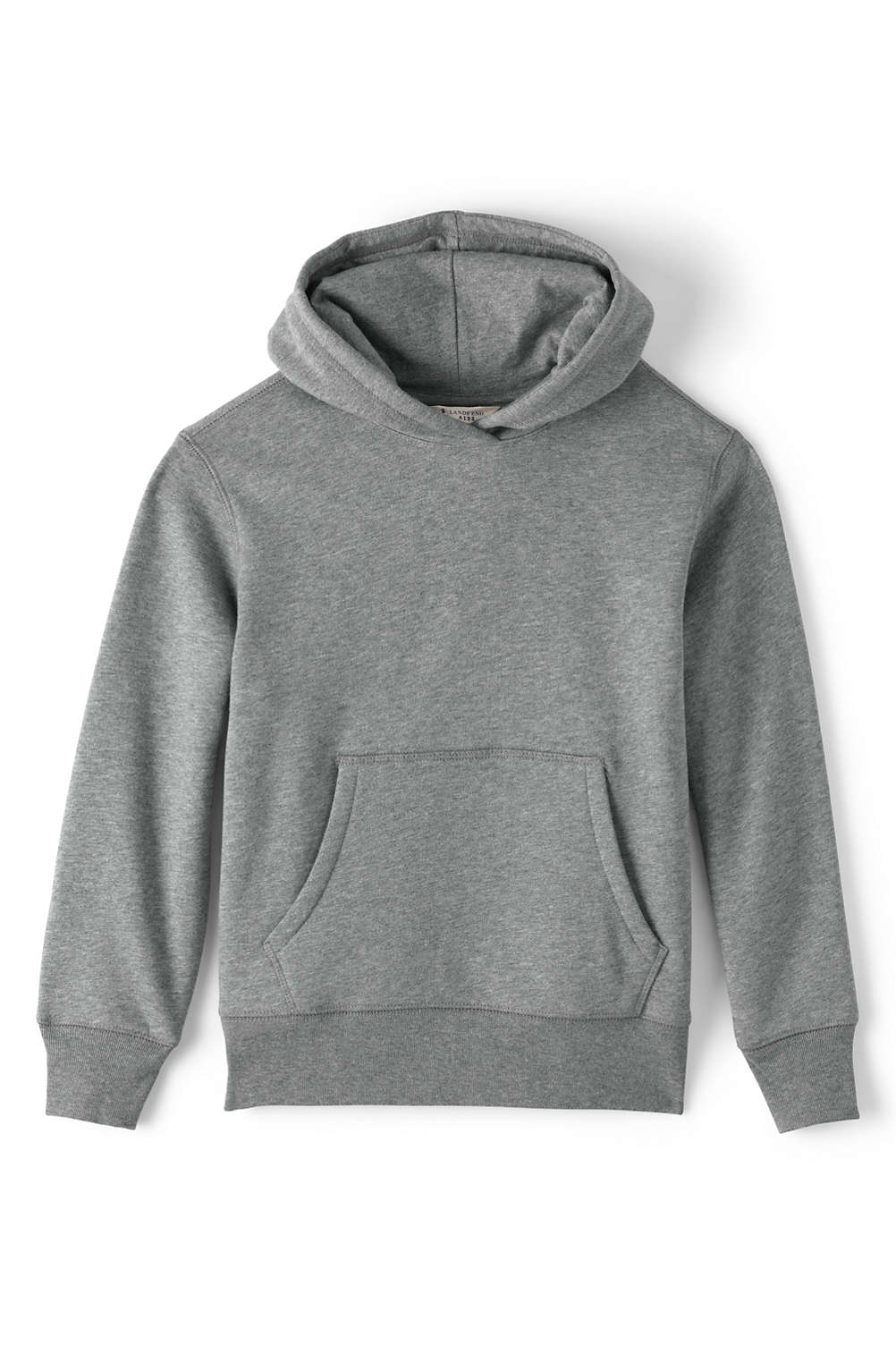 5fd1f7e9e School Uniform Hoodie Pullover Sweatshirt from Lands' End