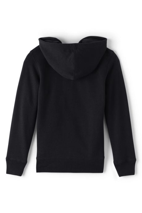 School Uniform Women's Zip-front Sweatshirt