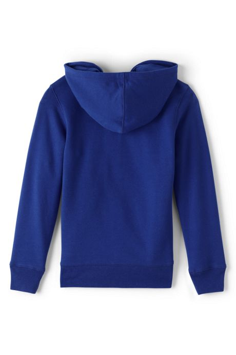 Little Girls Zip-front Sweatshirt