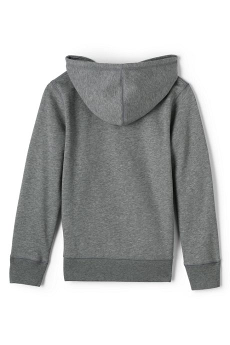 School Uniform Little Girls Zip-front Sweatshirt