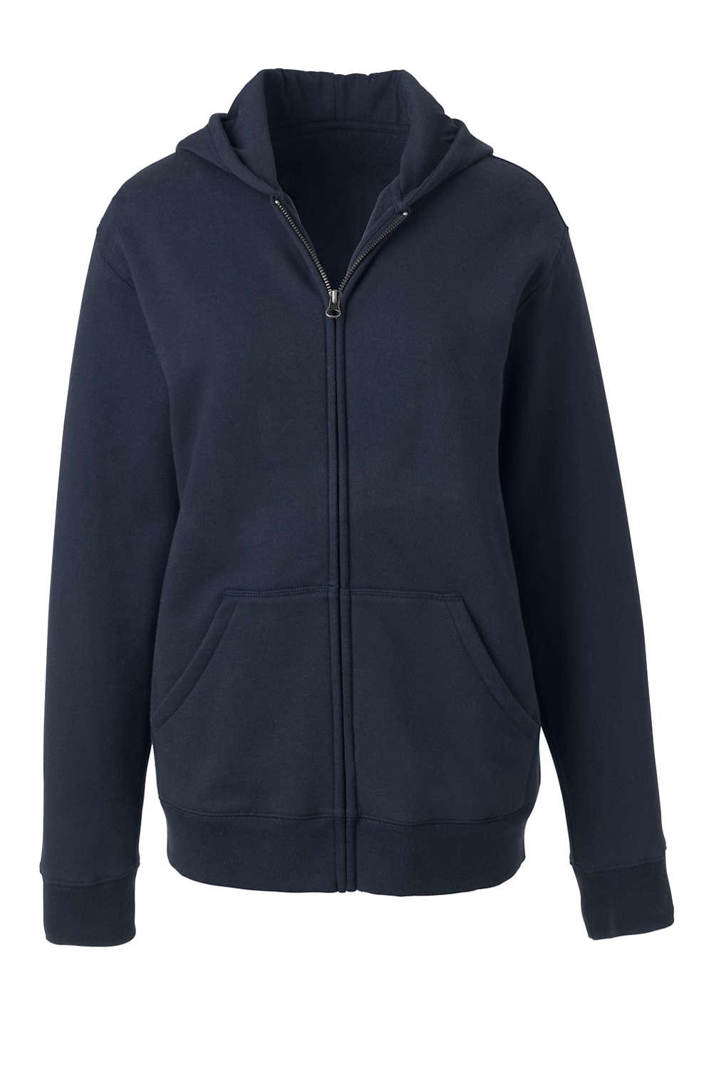 001d4809 Women's Zip-front Sweatshirt from Lands' End