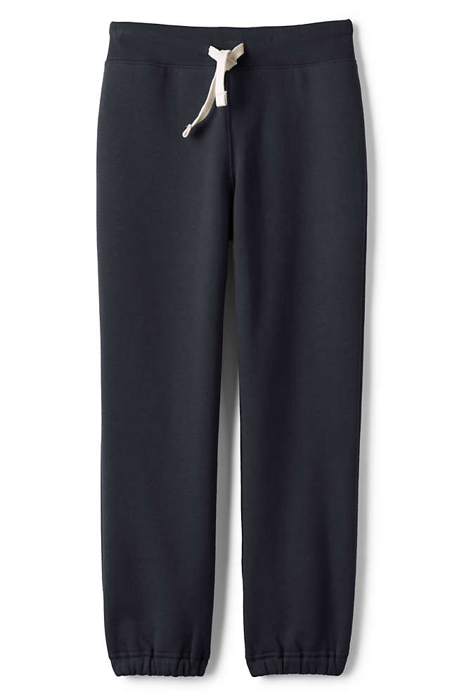 School Uniform Boys Sweatpants, Front