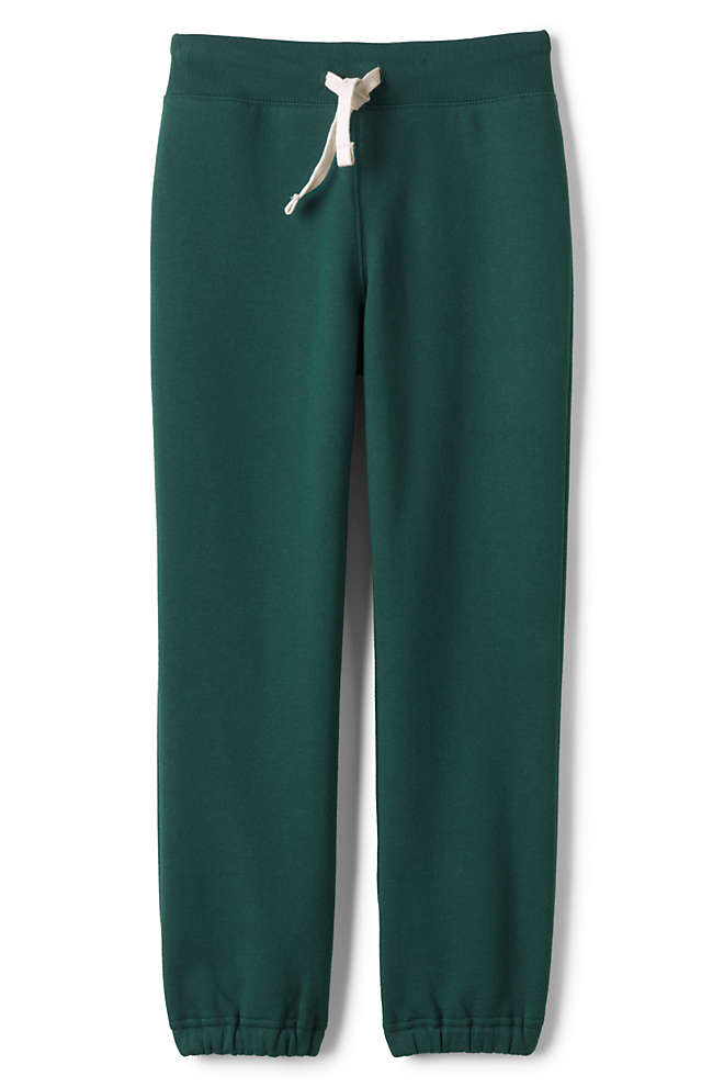 School Uniform Little Boys Sweatpants, Front