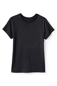 Girls Short Sleeve Fem Fit Essential Tee