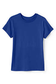 School Uniform Girls Short Sleeve Essential T-shirt