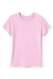 Little Girls Short Sleeve Fem Fit Essential Tee