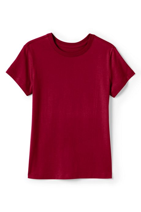 Girls Short Sleeve Essential T-shirt