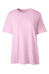 Women's Short Sleeve Feminine Fit Basic T-shirt