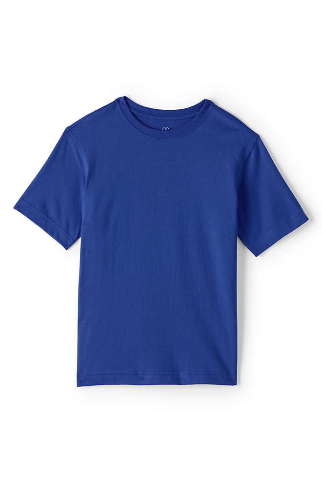 Boys Short Sleeve Essential T-shirt, Front