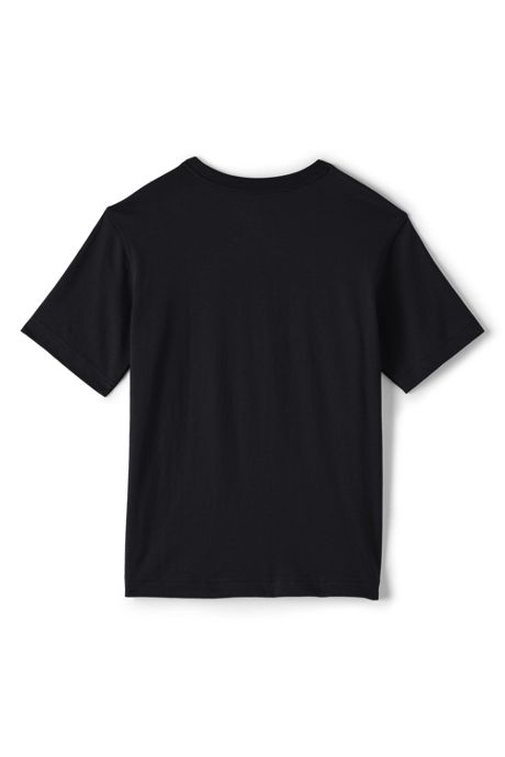 Boys Short Sleeve Essential Tee