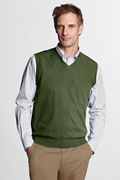 Men's Soft Rayon Blend Sweater Vest