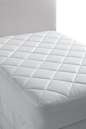 400-count Supima Mattress Pad