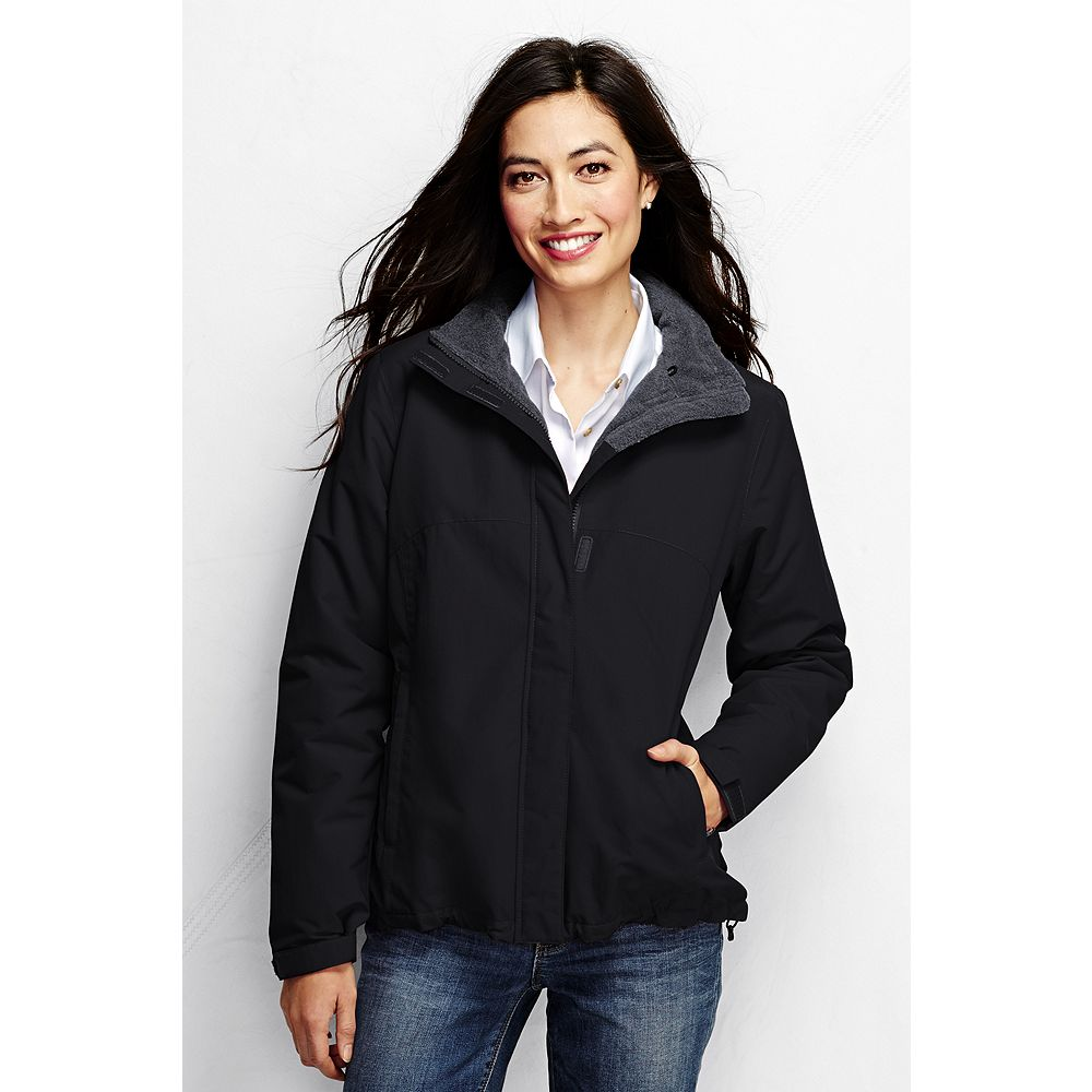 Lands' End Women's Regular Sport Squall Jacket at Sears.com