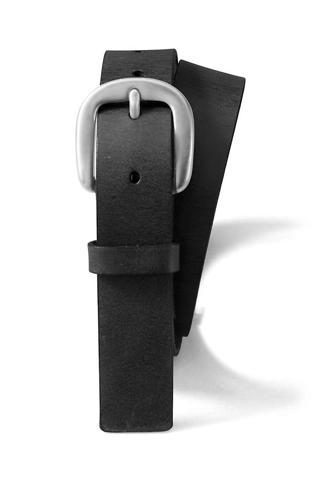 Boys Leather Belt, Front