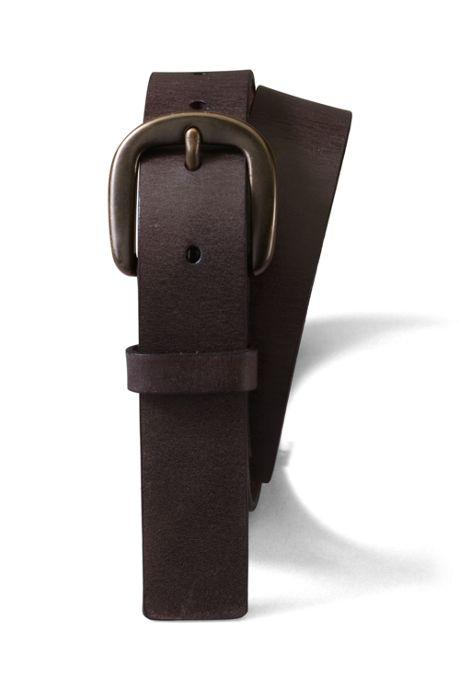 School Uniform Boys Leather Belt