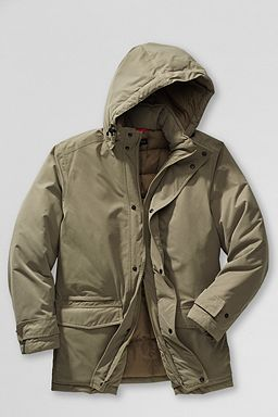 Down Commuter Parka