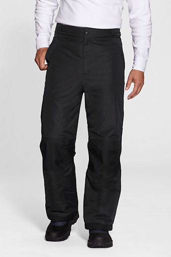 Men's Regular Squall Snow Pants - Black, XXL