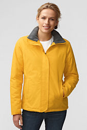 Women's Petite Hooded Squall Jacket