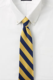 Men's Wide Stripe Necktie