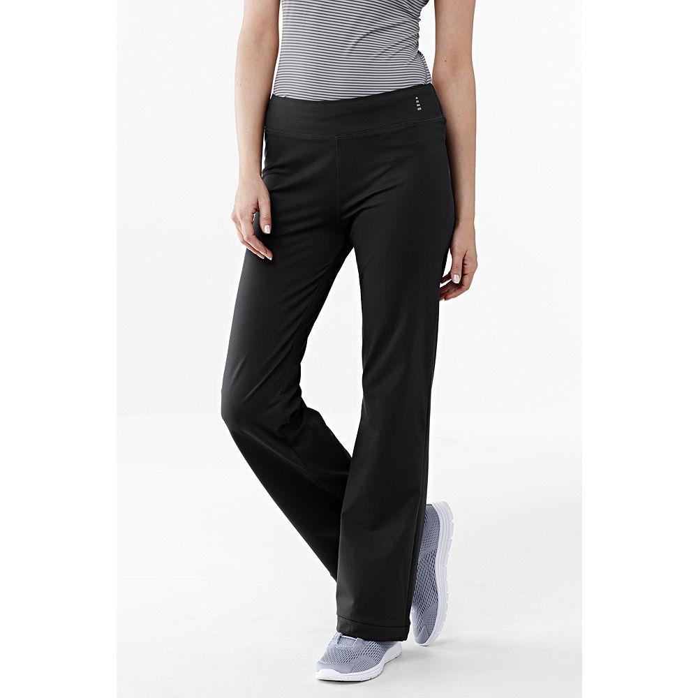 Lands' End Women's Petite Activewear Pants at Sears.com