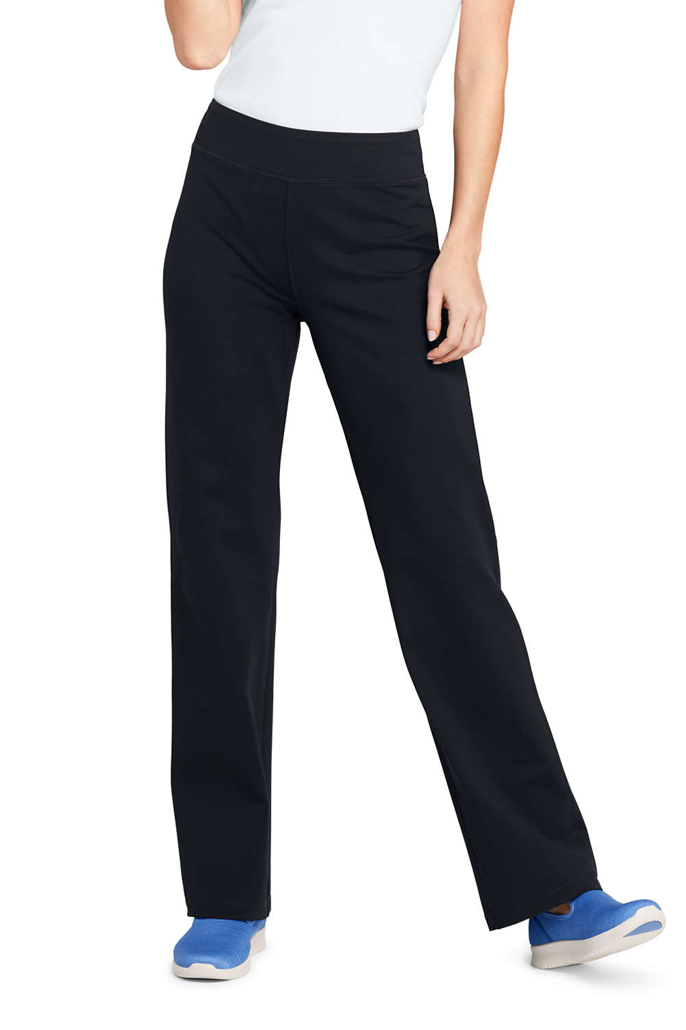 72569cca53 Women's Active Yoga Pants from Lands' End