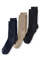 School Uniform Kids' Casual Cotton Socks (3-pack)