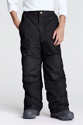 Toddler Boys' Squall Snow Pants - Black, 2T
