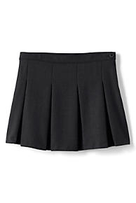 Girls Black Skirts & Skorts from Lands' End