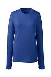 Women's Long Sleeve Feminine Fit Basic T-shirt