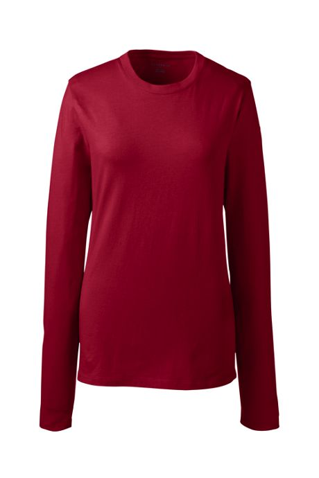 Women's Long Sleeve Fem Fit Essential Tee