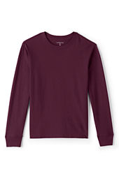 School Uniform Long Sleeve  Essential T-shirt