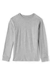 Boys' Long Sleeve Basic T-shirt