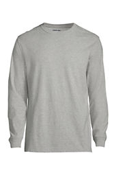 Men's Long Sleeve Basic T-shirt
