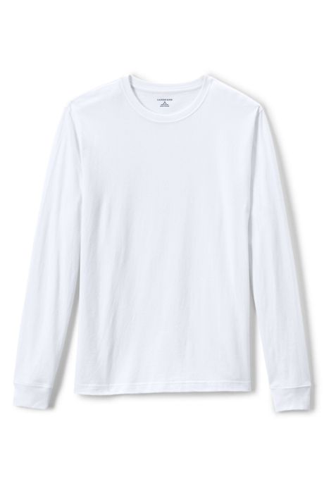 School Uniform Men's Long Sleeve Essential T-shirt