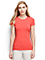 Women's Regular Cotton/Modal Crew Neck Tee