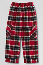 Rich Red Large Plaid