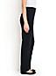 Women's Regular Back-Elastic Tapered Cord Trousers